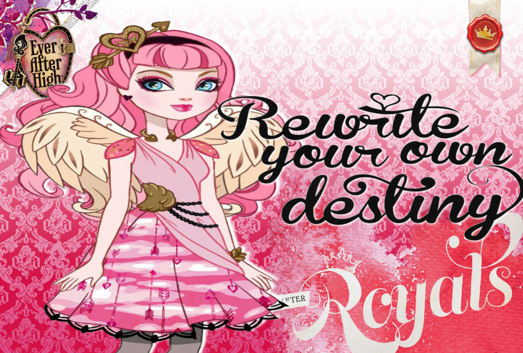 Ever After High CA Cupid Wallpaper by Wizplace 1024x691