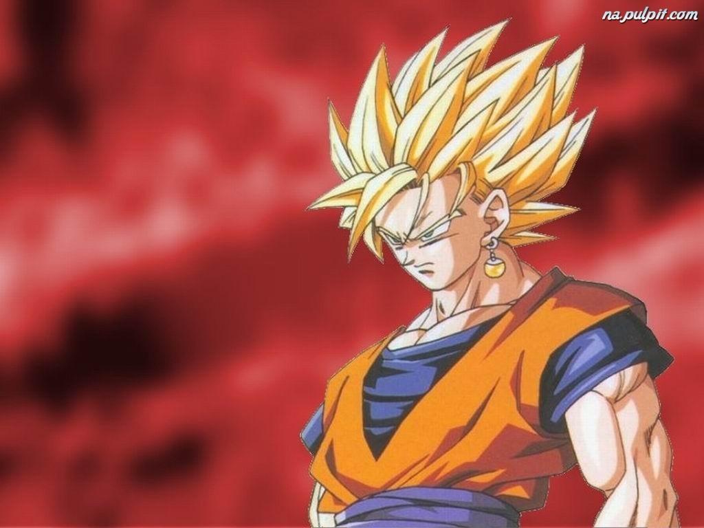 Son Goku 39 Hd Wallpaper   Animewpcom 1024x768