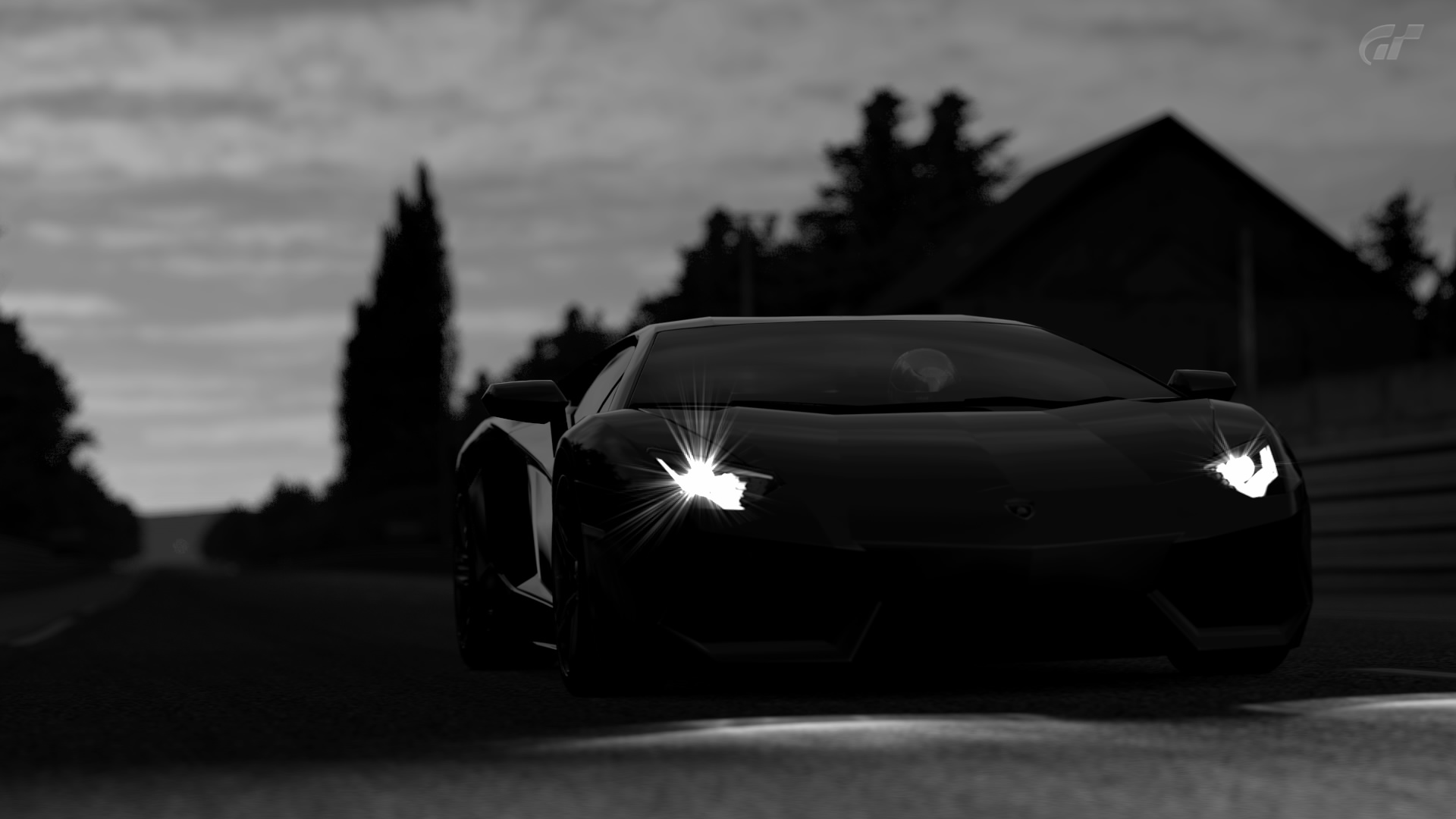 Lamborghini Dark wallpapers HD 1920x1080