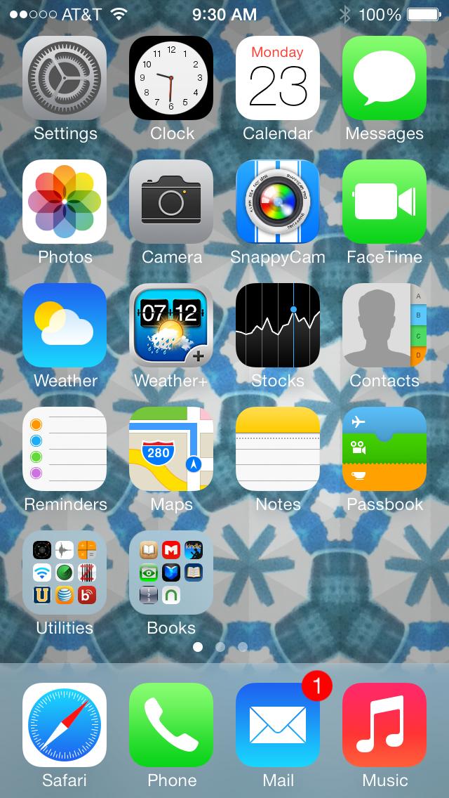 Iphone 5c White Face