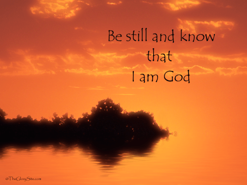 Quote Be Still Wallpaper Christian Wallpapers And Backgrounds 500x375