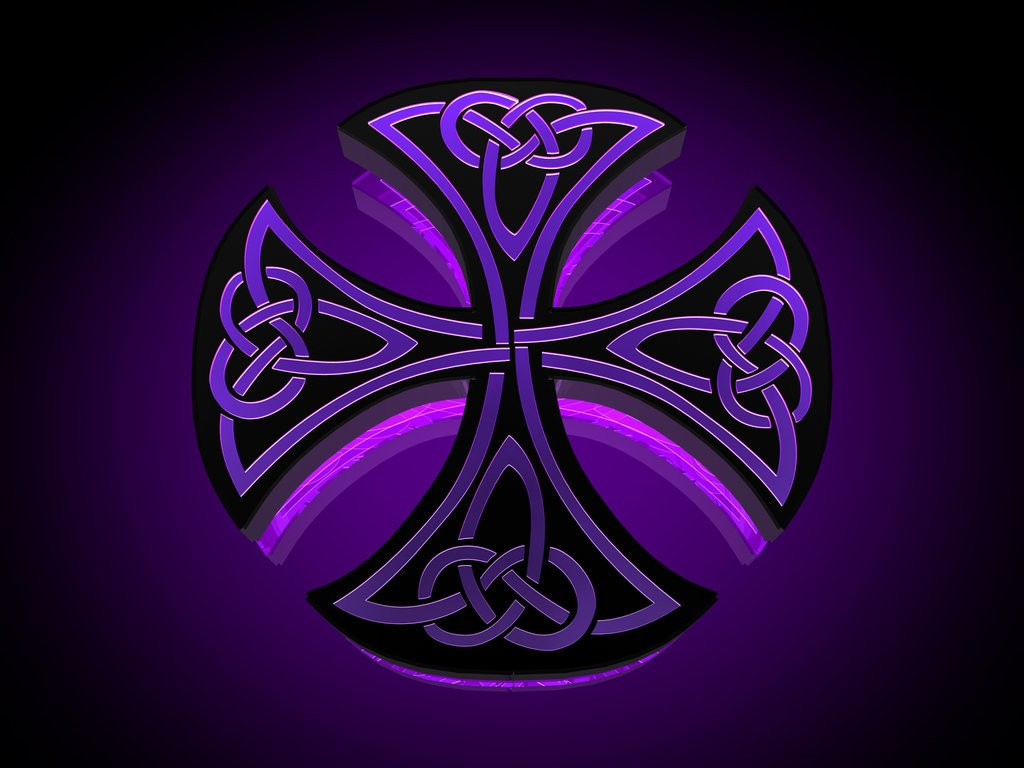 Celtic cross wallpaper wallpapersafari