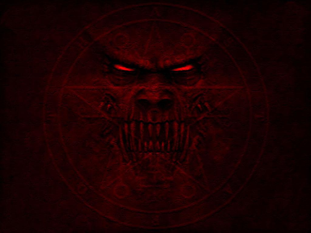 Satan by eidemon666 1024x768