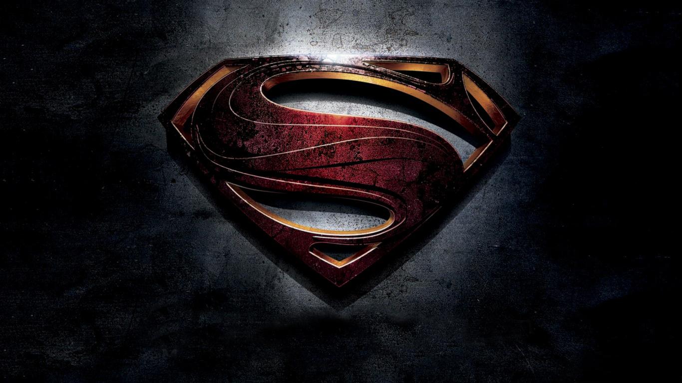 Fondo de Pantalla Superman   Wallpapers HQ 1080p 1366x768