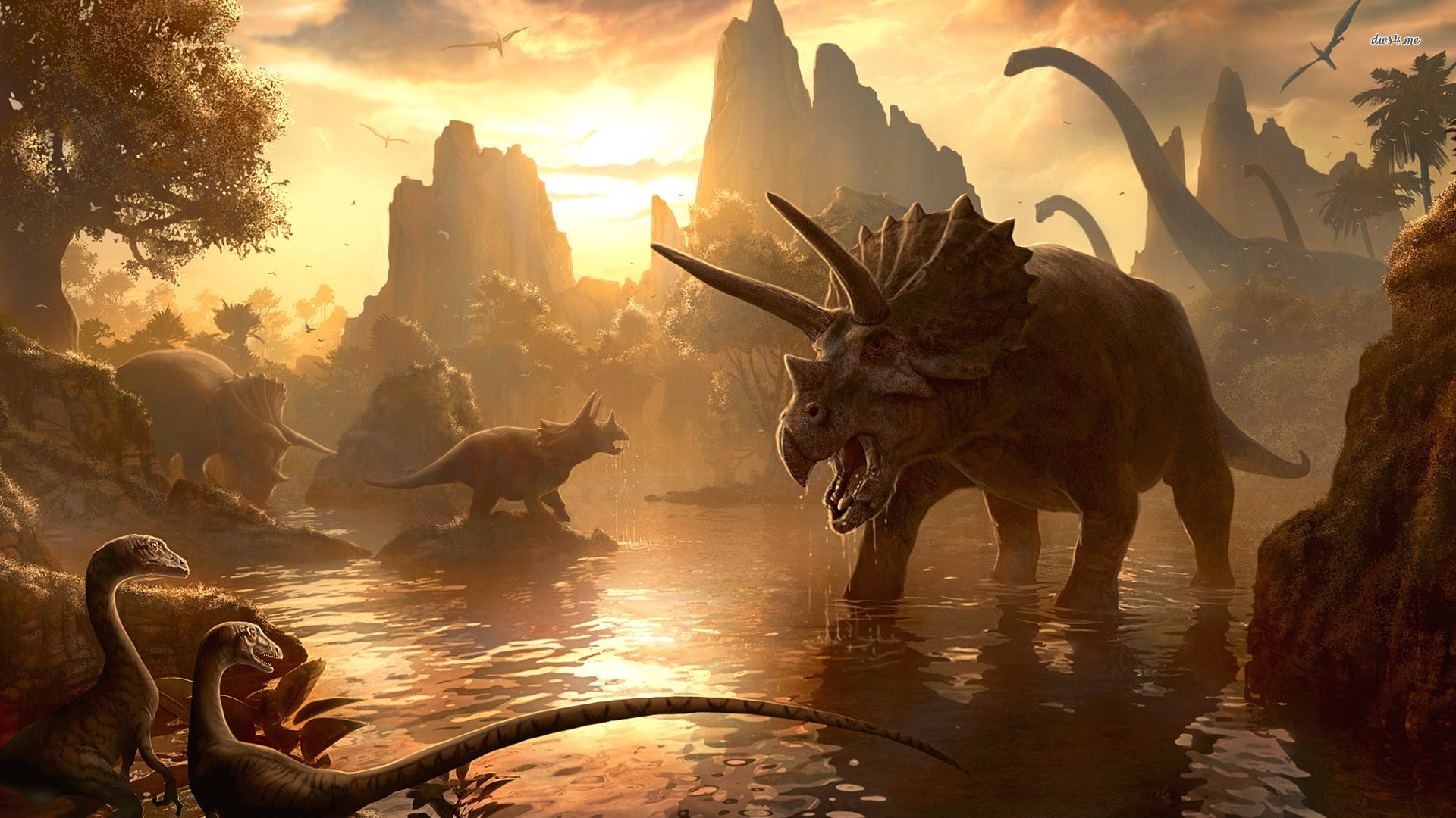 Wallpapers HD 1080P Dinosaurs Dinosaurs 1080p Wallpapers Dinosaurs 1920x1080
