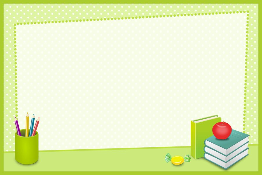 School Powerpoint Background Images All White Background 900x600