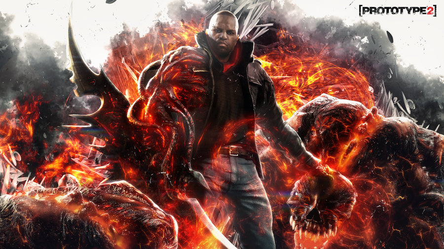 Prototype 2   Hunter Wallpaper by TheSyanArt 900x506