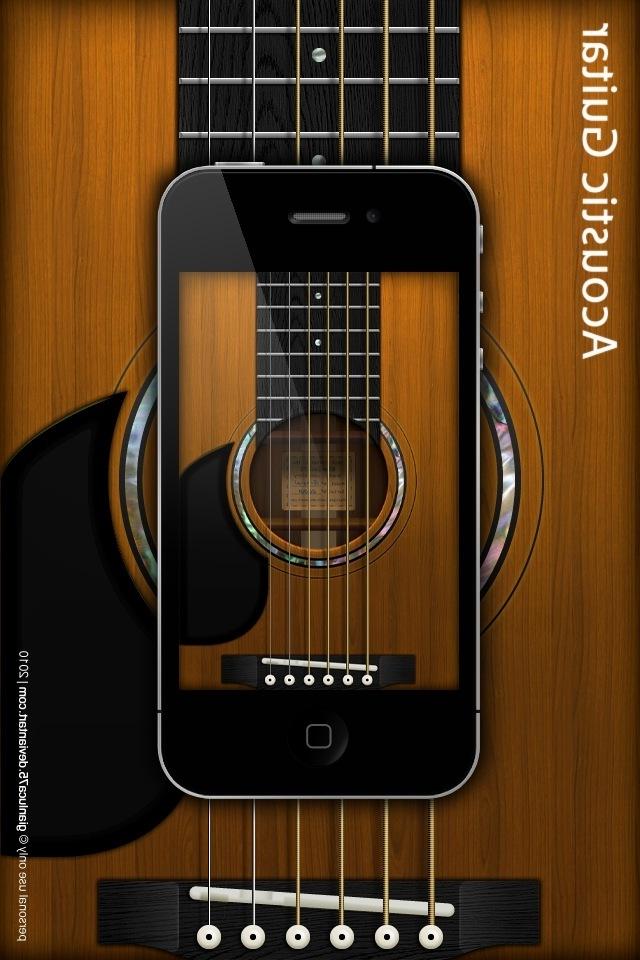 49 Guitar Iphone Wallpaper On Wallpapersafari