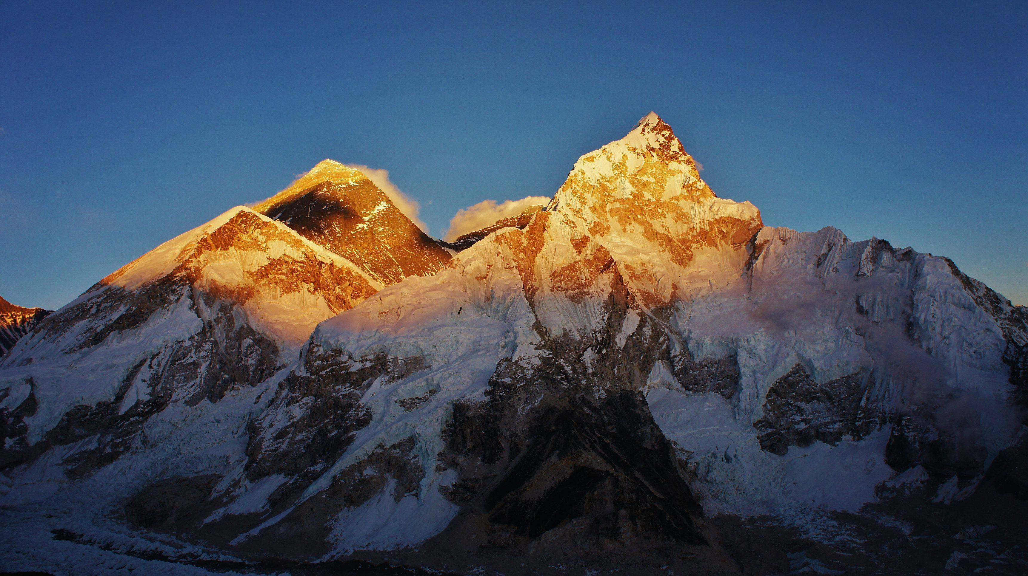 Mount Everest Wallpapers and Background Images   stmednet 3444x1932