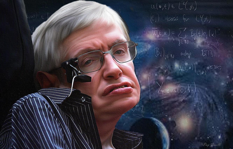 Wallpaper Stephen William Hawking Stephen Hawking cosmologist 1332x850