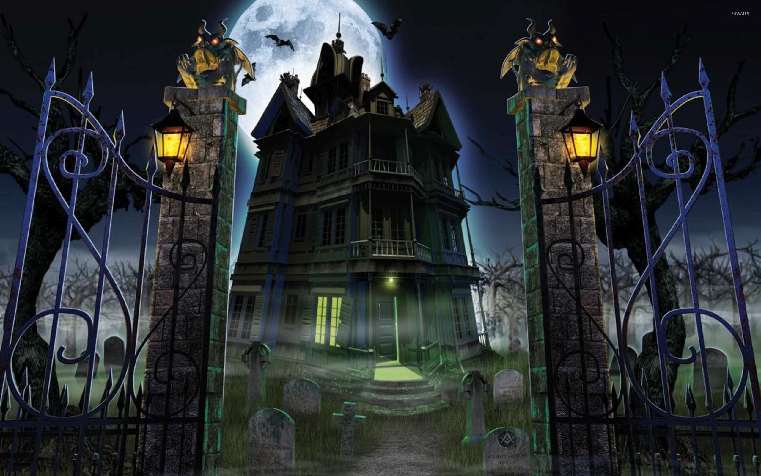 Disney Haunted Mansion Wallpaper 52 images 2560x1600