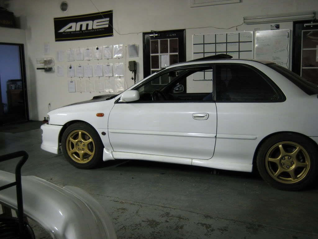 Tweeters Garage Tuning RSTi   Page 5   Subaru Impreza GC8 RS 1024x768