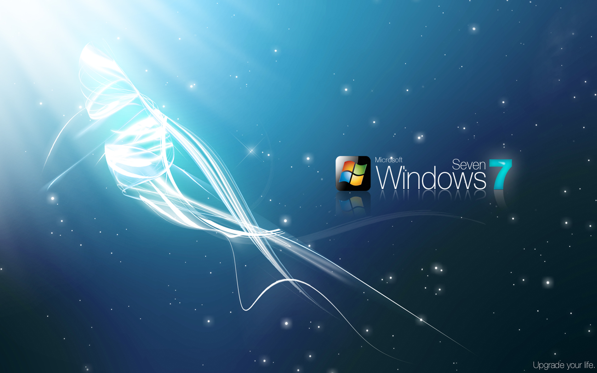 Free HQ Windows 7 Ultimate 1 . Wallpaper - Free HQ Wallpapers