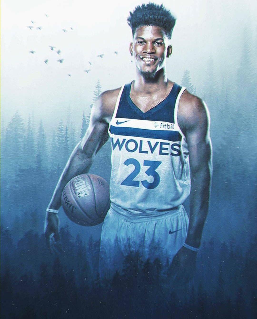 Jimmy Butler Minnesota Timberwolves NBA NBA Nba basketball 1080x1340