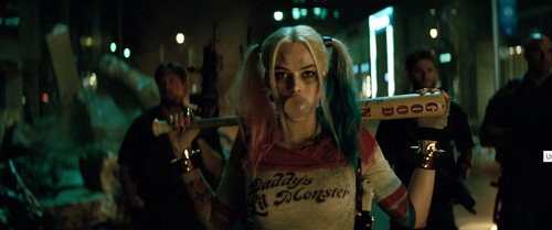 Suicide Squad images Margot Robbie as Harley Quinn HD 500x209