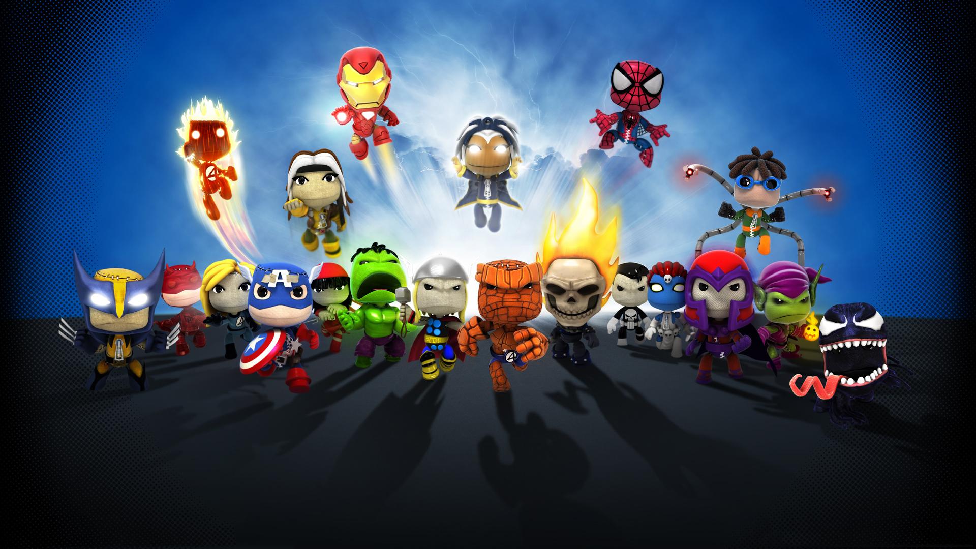 Superhero Wallpaper HD 1920x1080