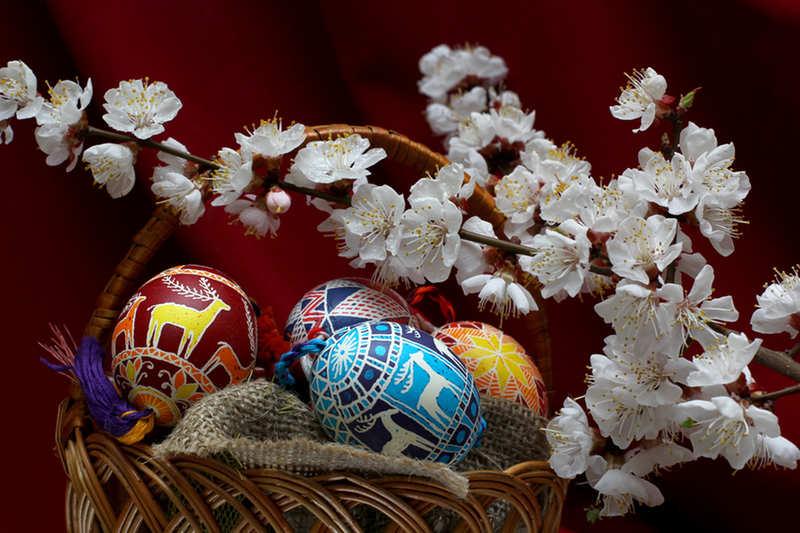 Desktop wallpaper Background Texture Easter Celebration Religion 800x533