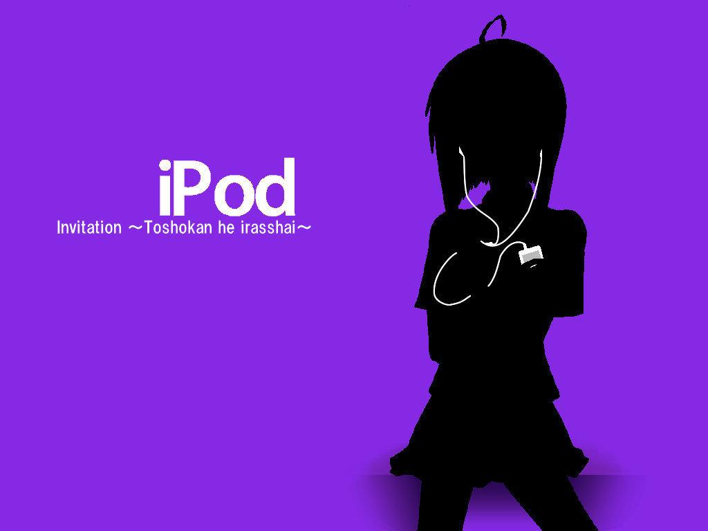 iPod   iPod Wallpaper 2570980 1024x768