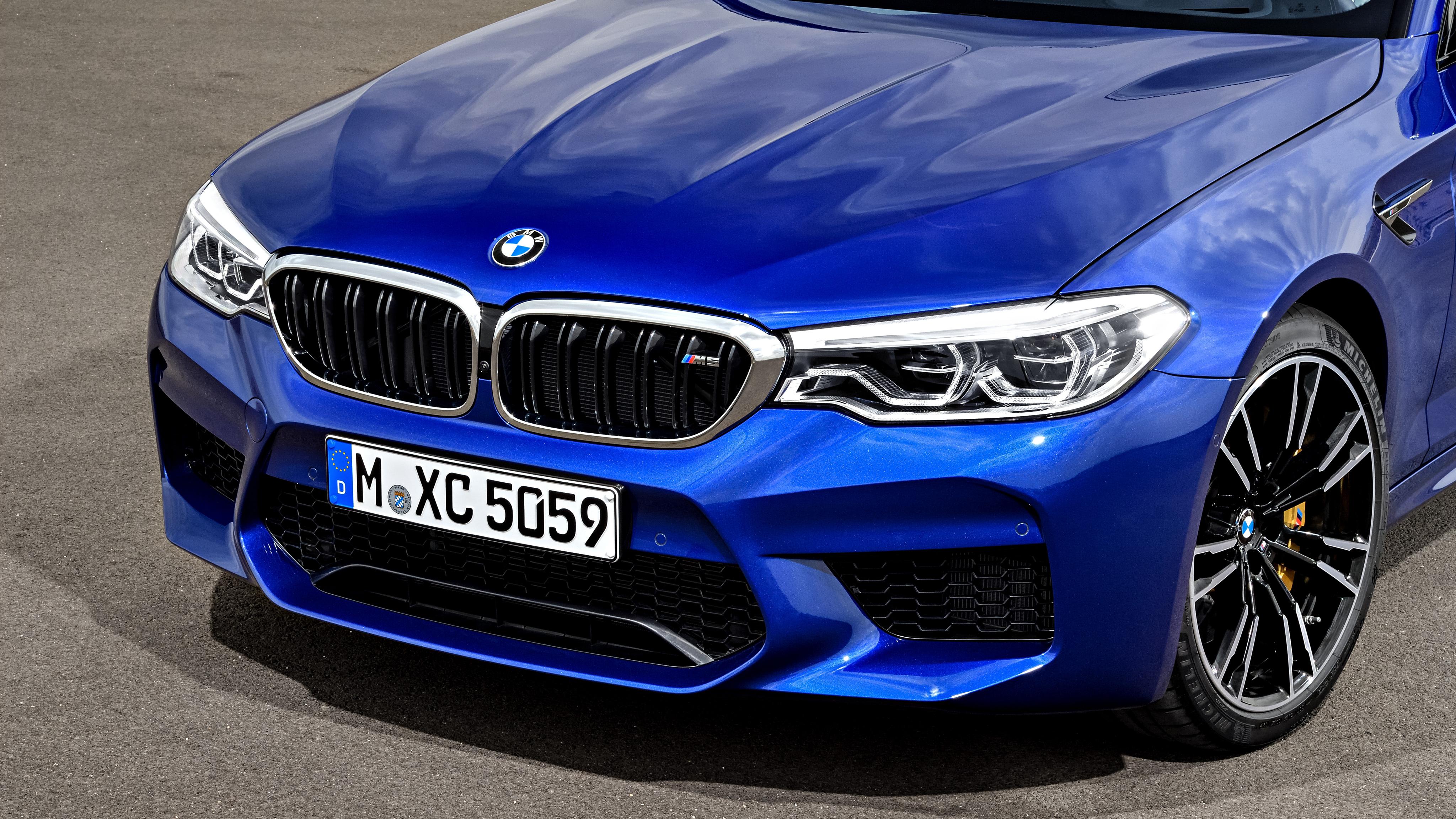 BMW M5 2018 Wallpaper HD Car Wallpapers ID 8275 4096x2304