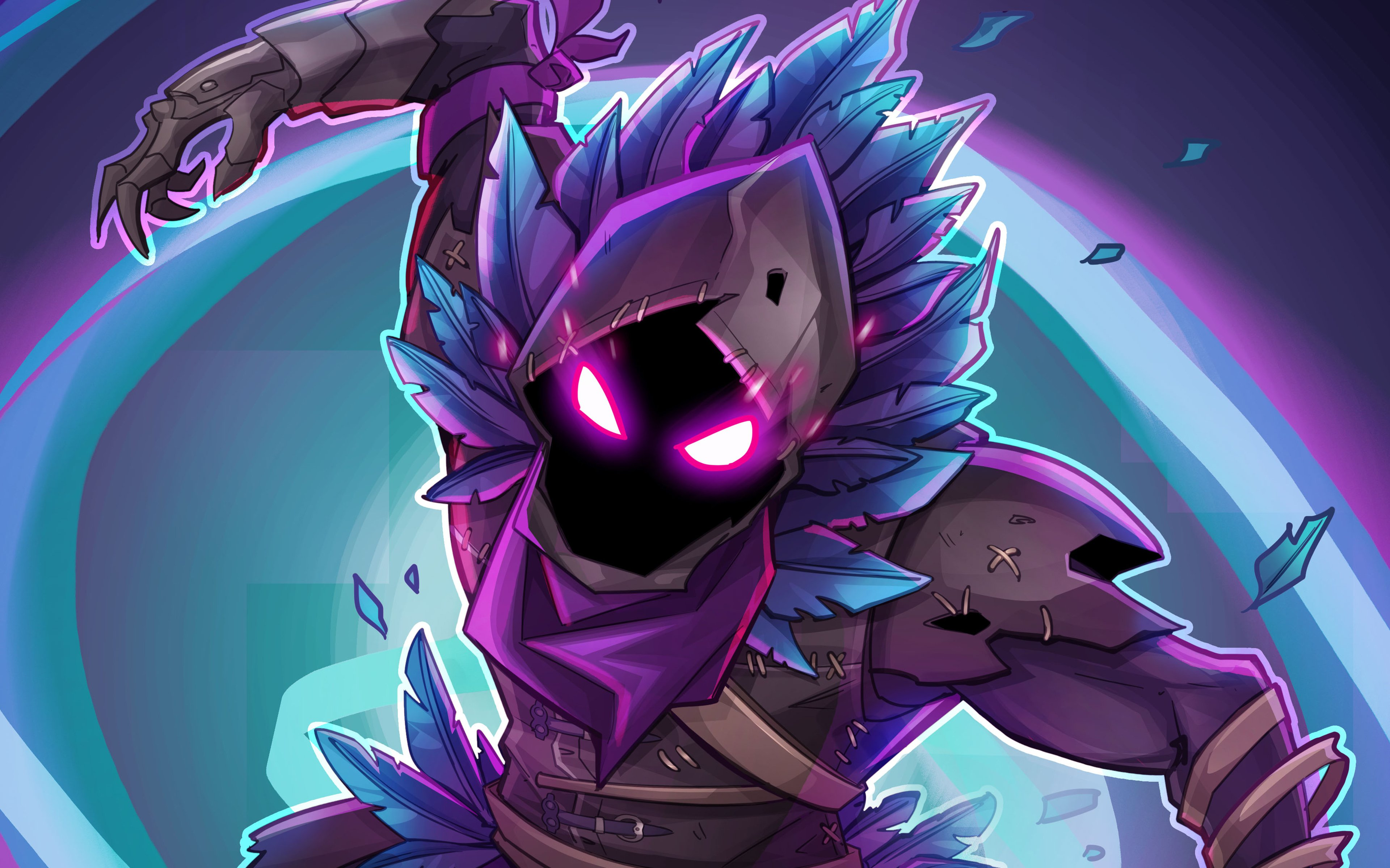 download Fortnite Rraven 4K Wallpapers HD Wallpapers 3840x2400