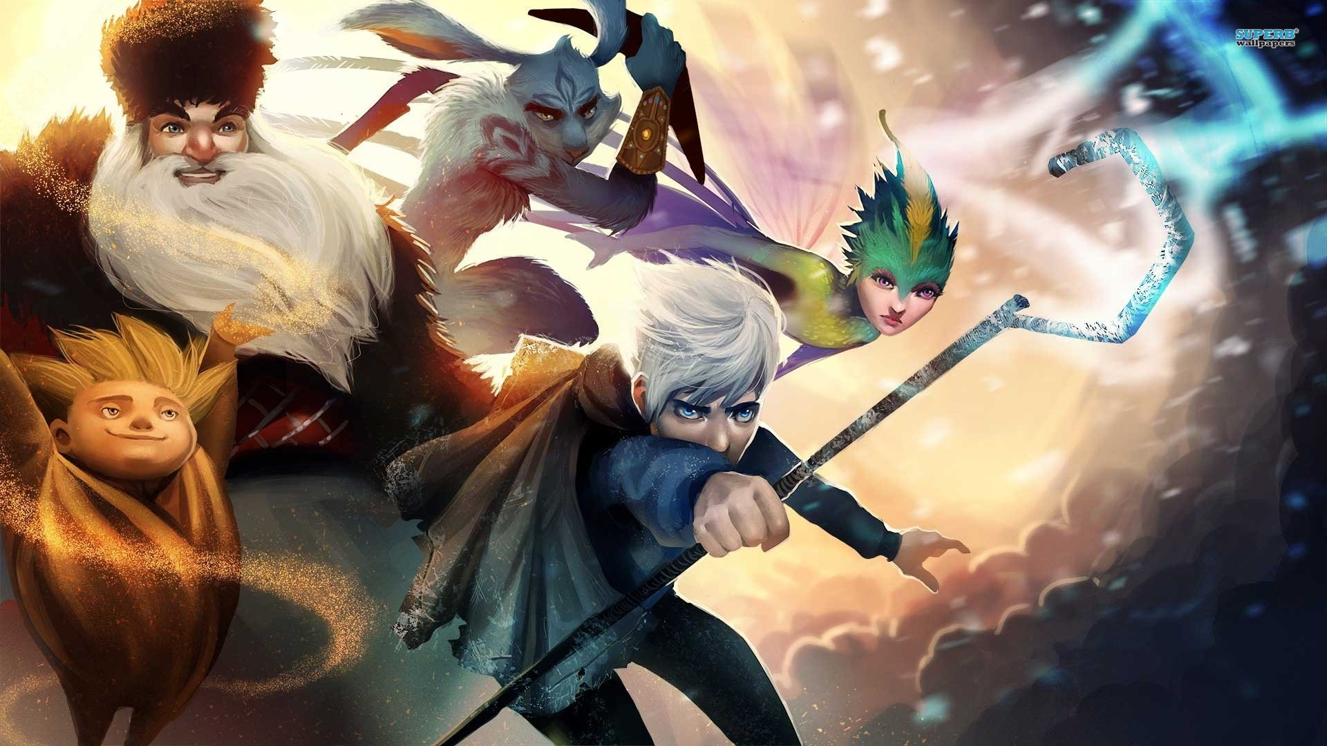 49 Rise Of The Guardians Wallpaper On Wallpapersafari