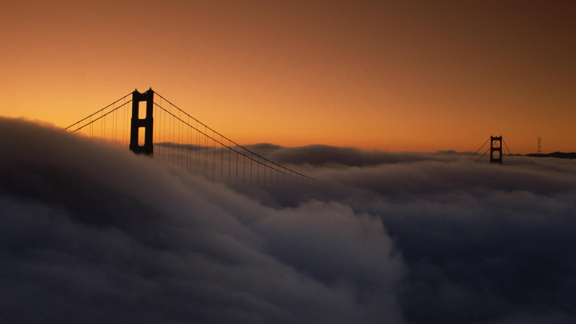 Bridge California San Francisco US Marines Corps wallpaper background 1920x1080