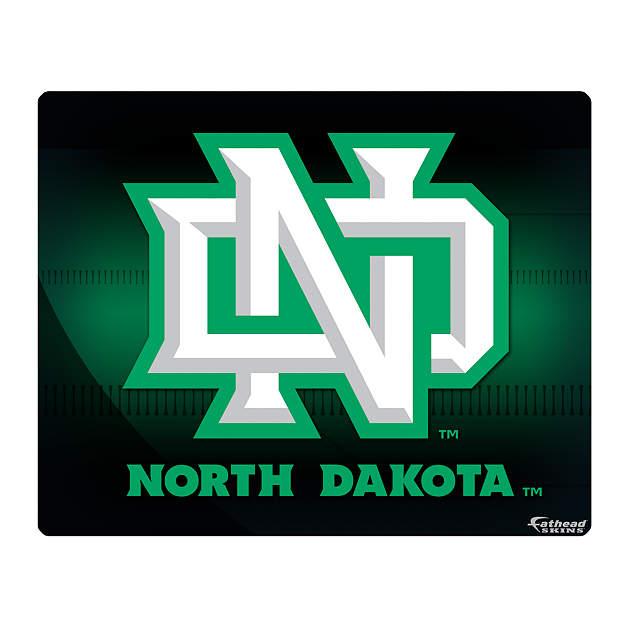 University of North Dakota Logo 17 Laptop Skin Decal 628x628