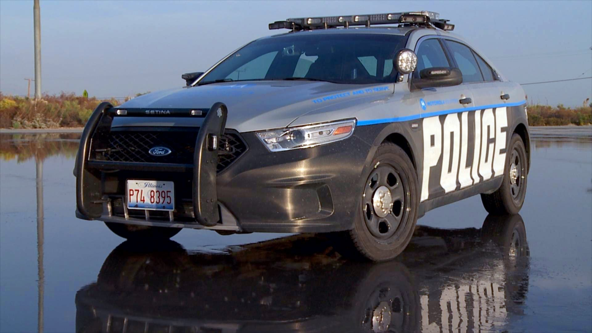 Ford Fusion Police Car 4 Cool Hd Wallpaper Wallpaper 1920x1080