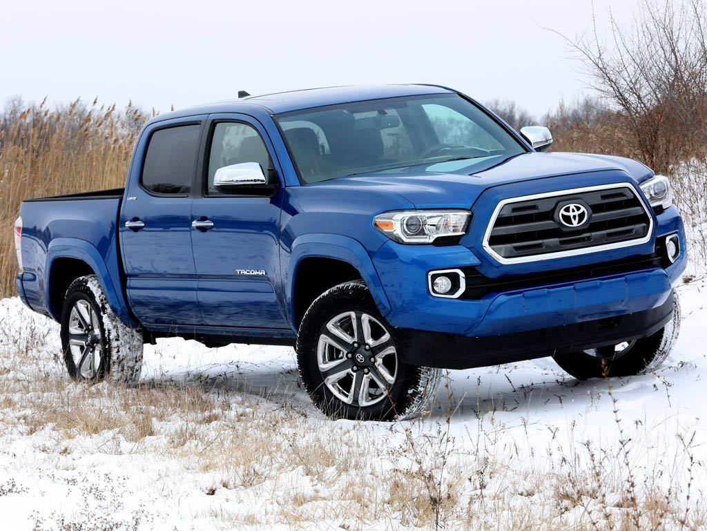 2016 Toyota Tacoma HD Picture Wallpaper CarsWallpaperNet 1024x769