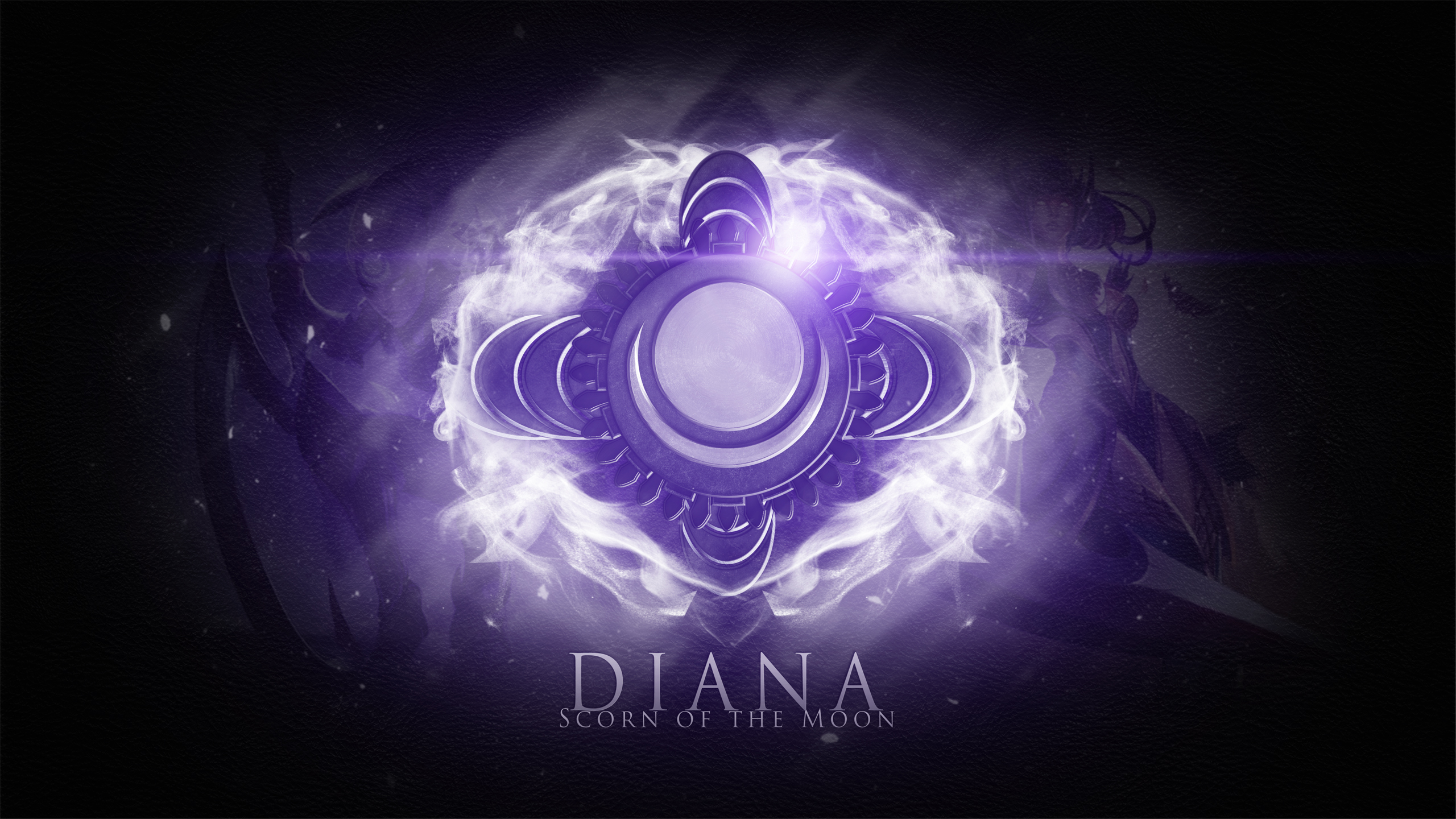 77 Diana League Of Legends HD Wallpapers Background Images 2560x1440