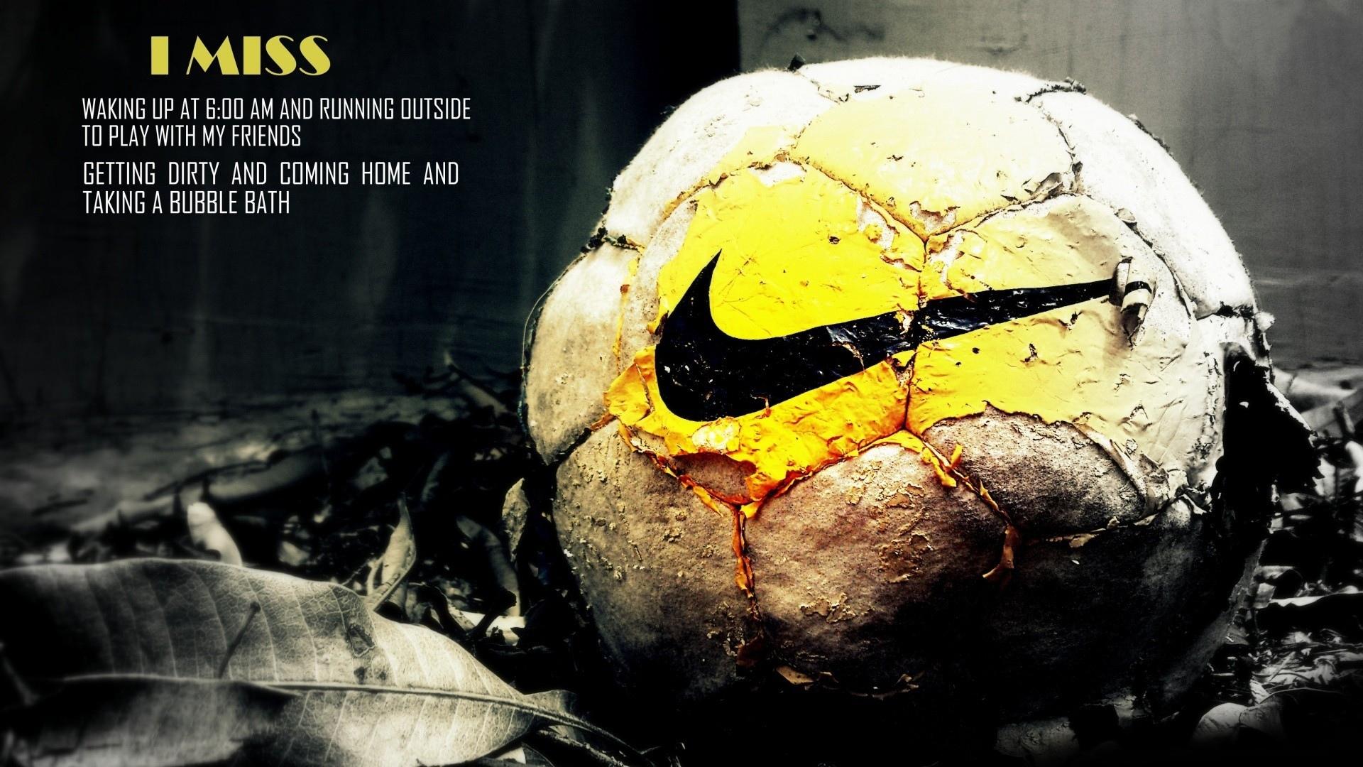 Nike Soccer Ball Backgrounds 1920x1080