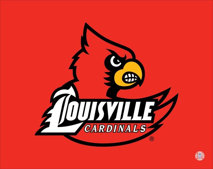 Louisville Cardinals Logo 736x585