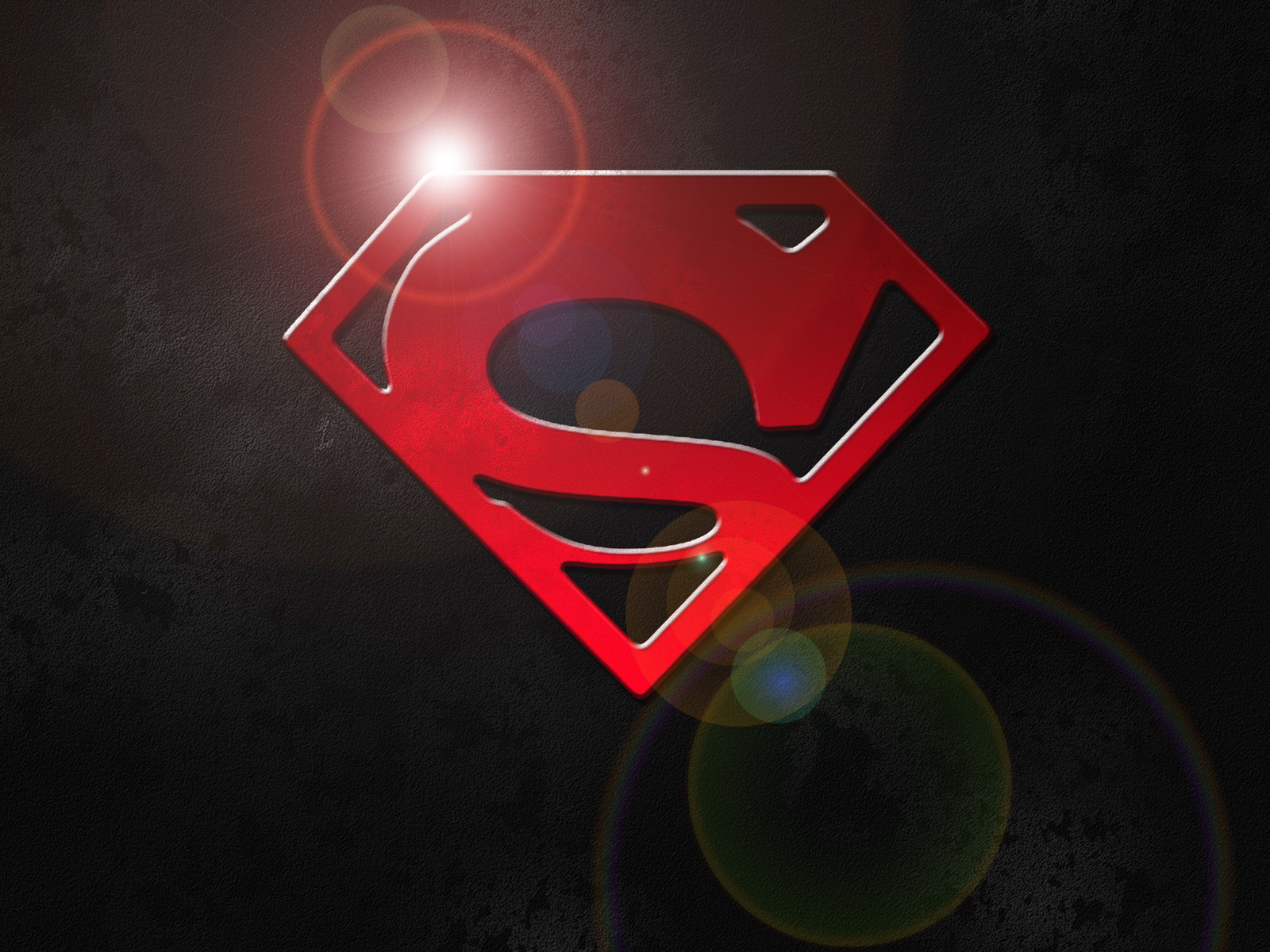 Wallpaper 107 Superman Red and Black Wallpapers 1600x1200