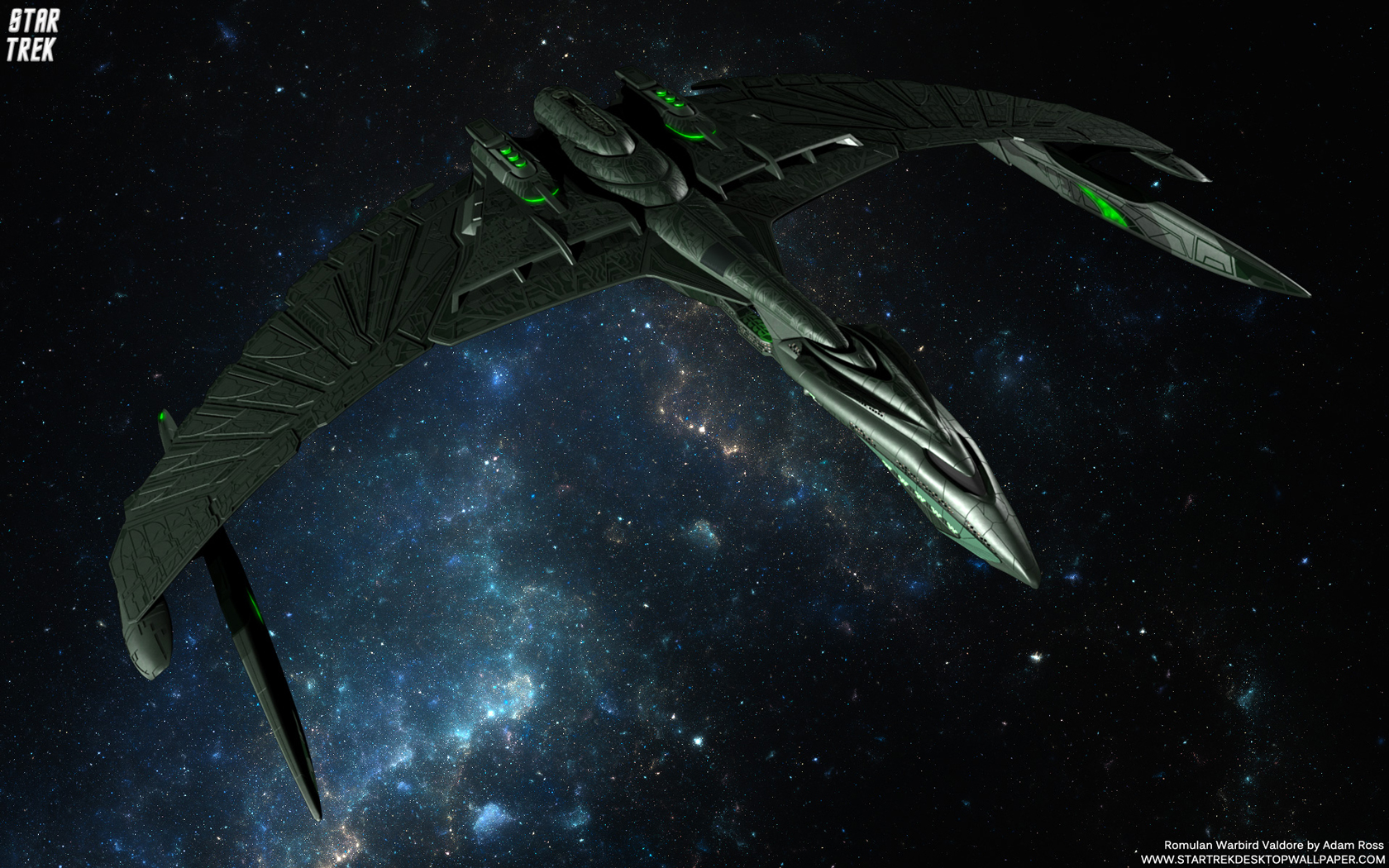 Valdore   Star Trek computer desktop wallpaper pictures images 1680x1050