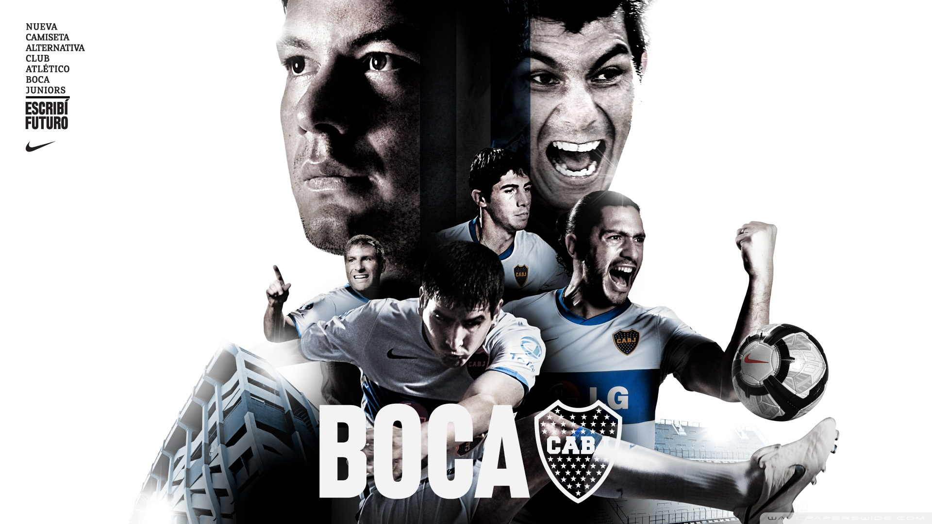 Boca Juniors 4K HD Desktop Wallpaper for 4K Ultra HD TV 1920x1080