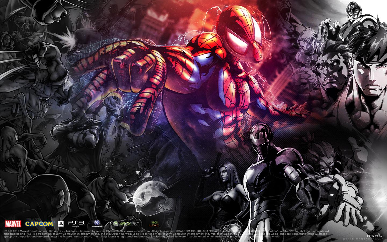 1440x900px Marvel Vs Capcom 3 Wallpaper Wallpapersafari