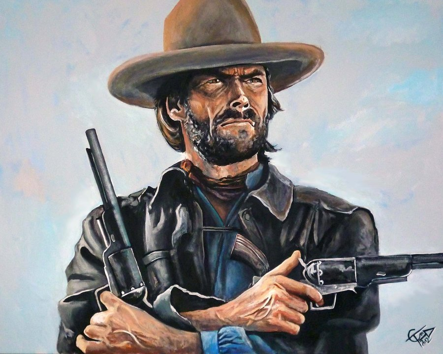 Clint Eastwood   Outlaw Josey Wales by ZomBieTOmmm 900x720