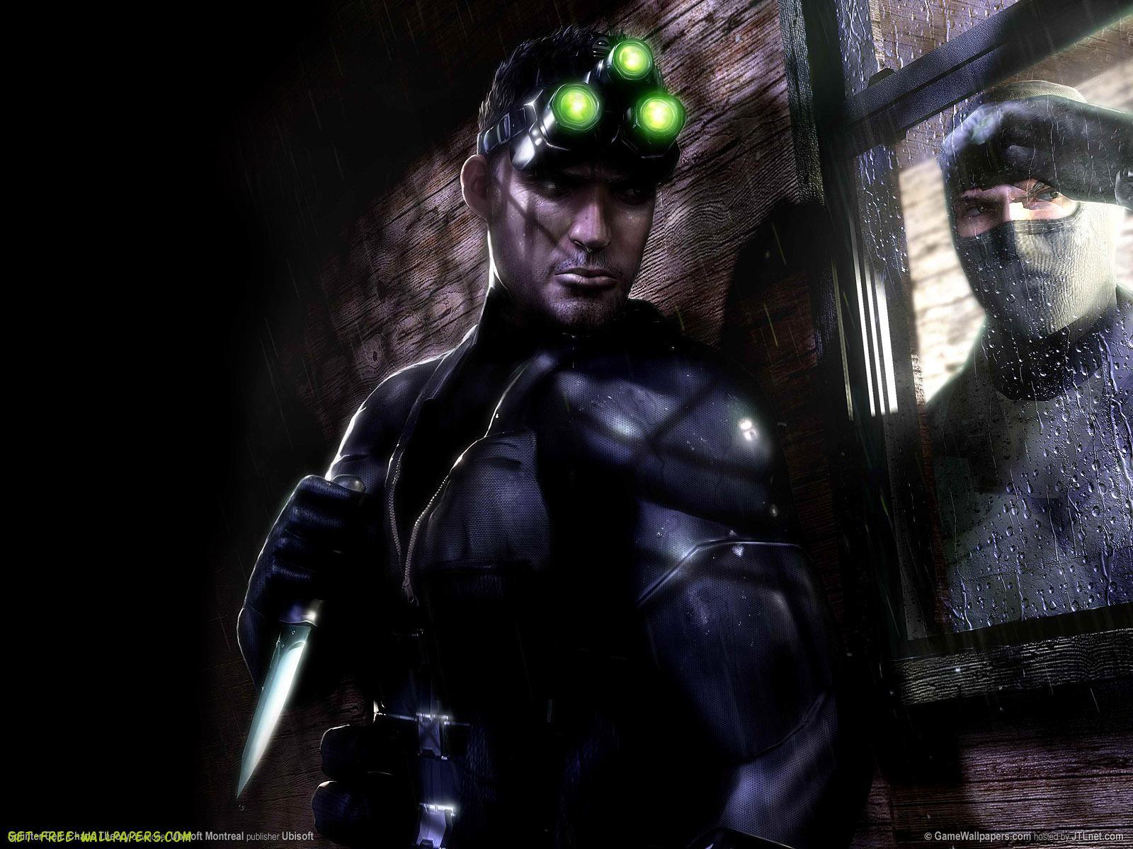 Download Splinter Cell Chaos Theory Wallpaper 1600x1200