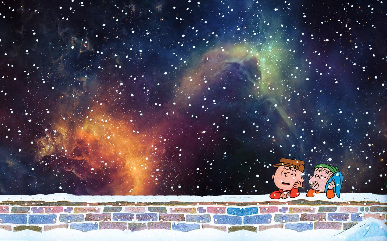 Peanuts christmaswallpaper by drexxs 1440x900