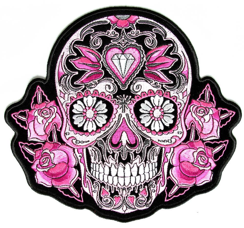 Download Pink Sugar Skull Wallpaper Gallery