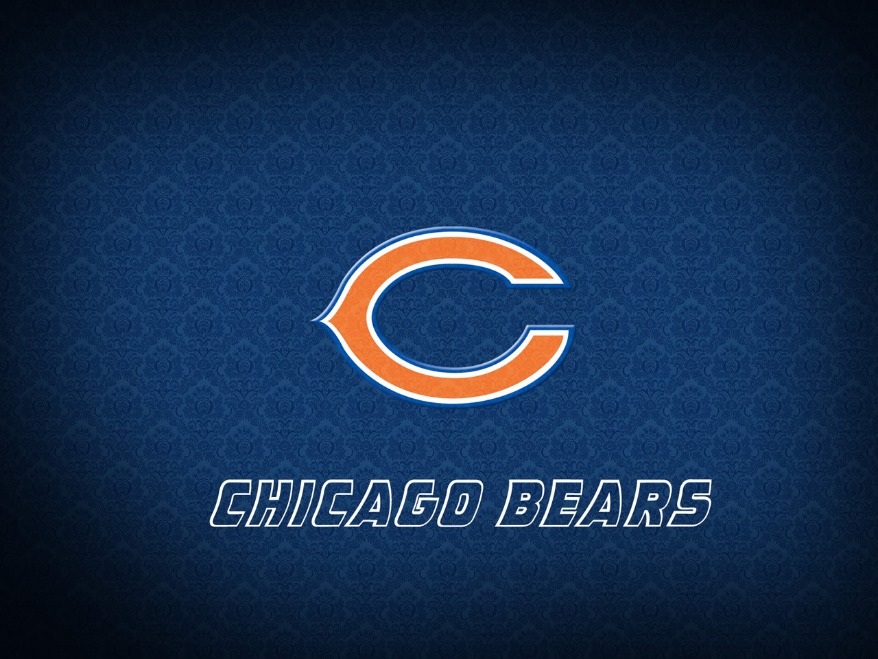 this new Chicago Bears desktop background Chicago Bears wallpapers 1280x960