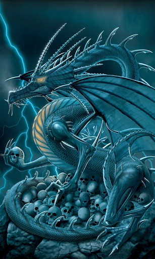 dragon live wallpaper free wallpapersafari