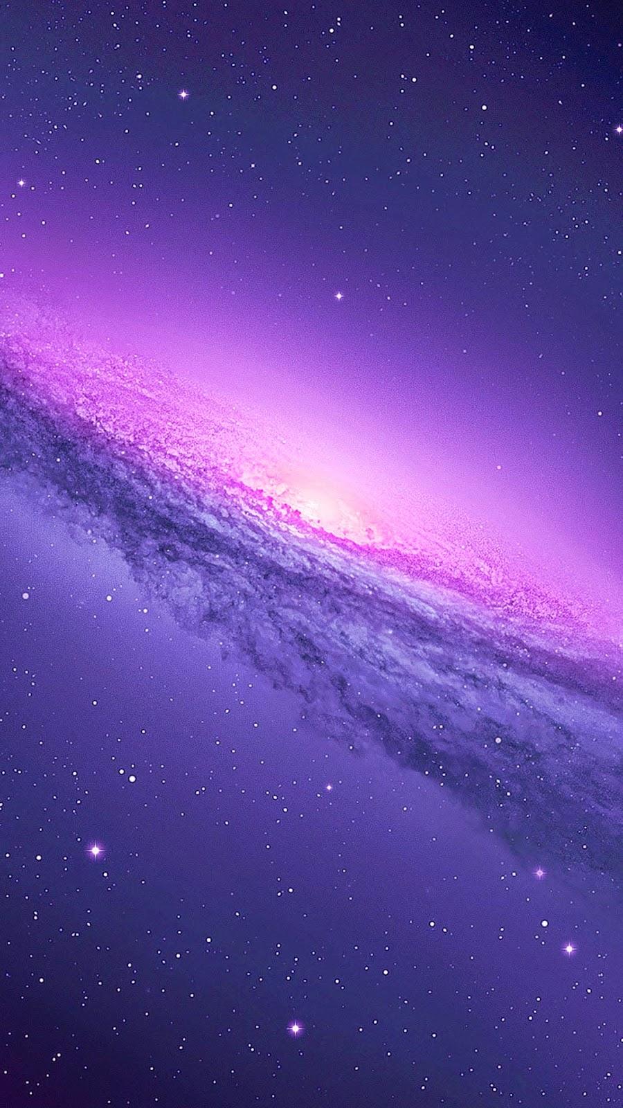 iPhone 6 Galaxy Wallpaper - WallpaperSafari
