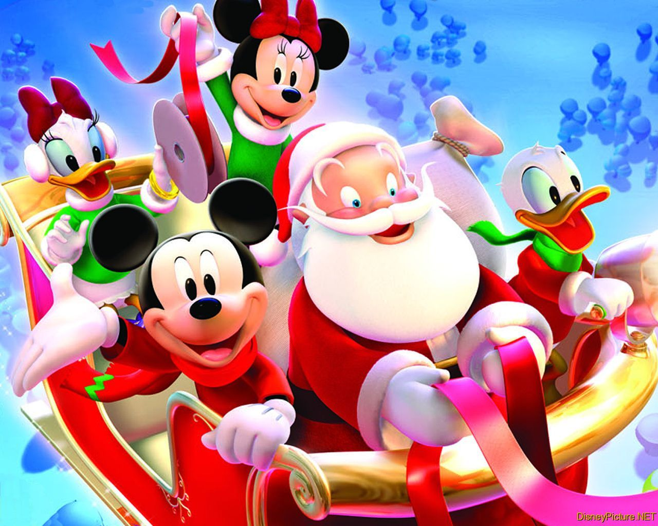 Disney Christmas Desktop Backgrounds wallpaper Disney 1280x1024