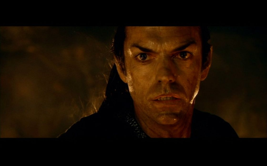 The Lord of the Rings screenshots Hugo Weaving Elrond wallpaper 1120x700