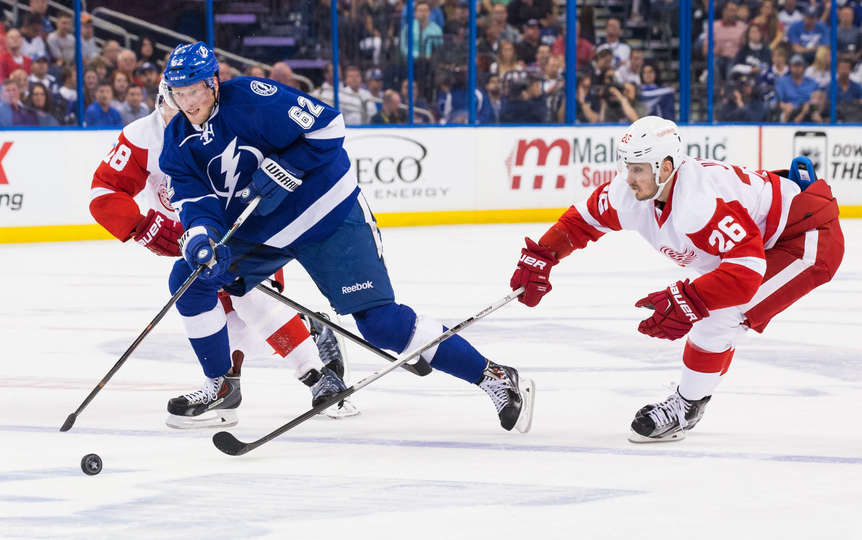 Lightning vs Red Wings   04162015   Tampa Bay Lightning   Photos 862x540
