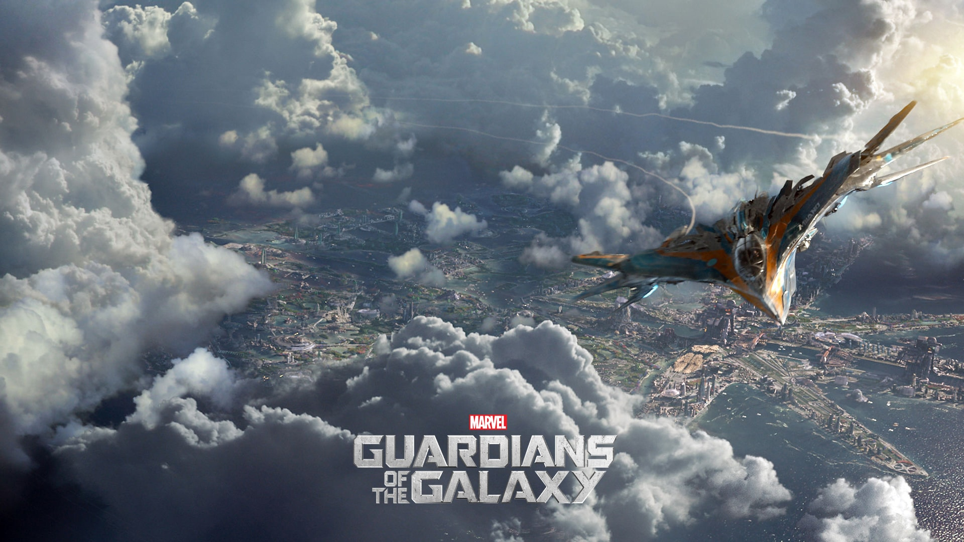 15 Incredible Guardians of the Galaxy HD Wallpapers 1920x1080