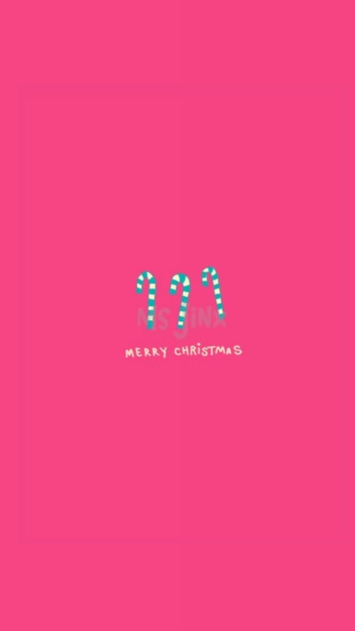 Pink christmas wallpaper wallpapersafari - Christmas iphone backgrounds tumblr ...