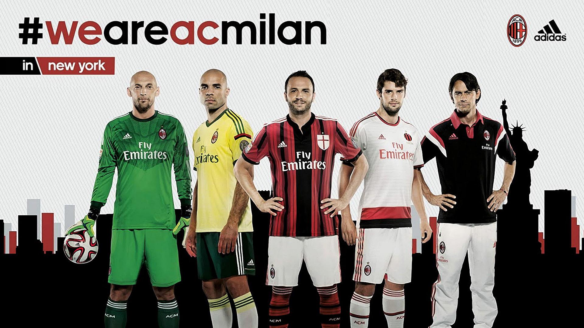 AC Milan 2014 2015 Wallpaper Download AC Milan  Wallpaper 1920x1080
