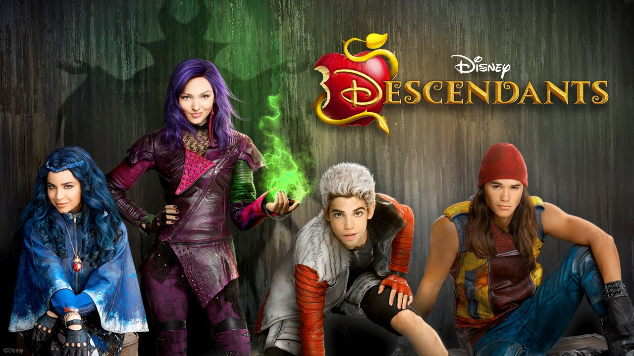 Disneys Descendants Review Disney Channel Brings A Fun Update 1280x720